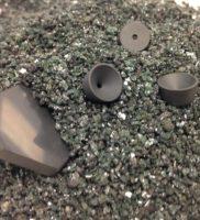 SiC Grain w/ Ceramic Nozzles